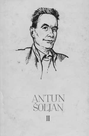 174/II Antun Šoljan, Autor - Izabrana djela