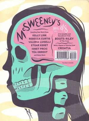 . -McSweeney's No. 48 meki uvez