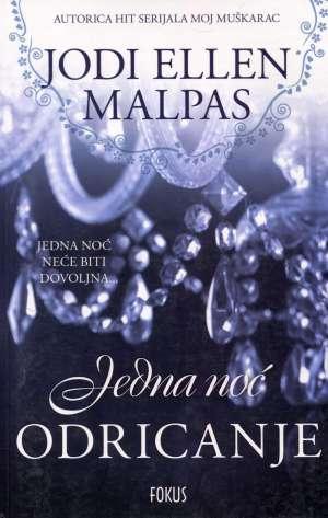 Jedna noć - Odricanje Malpas Jodi Ellen meki uvez