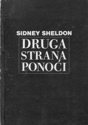 Druga strana ponoći Sheldon Sydney tvrdi uvez