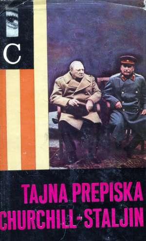 Tajna prepiska Churchill - Staljin Frane Barbieri, Uredio tvrdi uvez