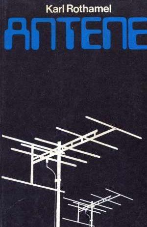 Karl Rothamel, Autor - Antene