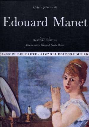Marcello Venturi, Priredio - Edouardo Manet