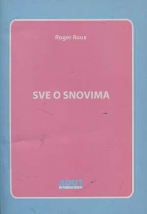 Sve o snovima Roger Roux meki uvez