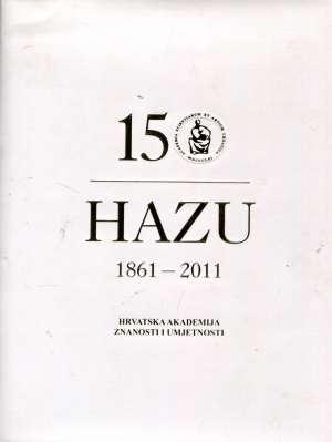 Franjo Šanjek, Uredio - 150 HAZU 1861-2011