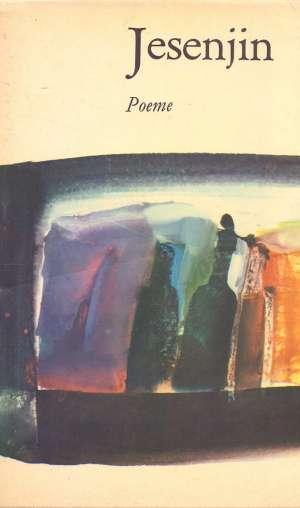 Jesenjin Sergej, Autor - Poeme
