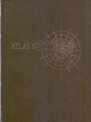 Atlas svijeta Miroslav Krleža, Priredio tvrdi uvez