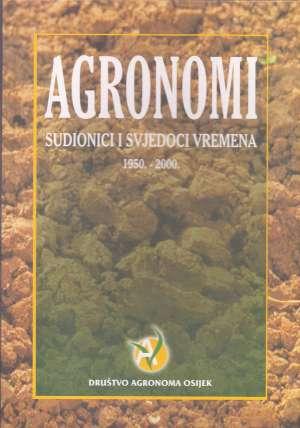 G.A., Autor - Agronomi