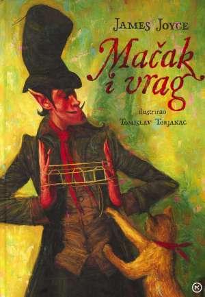 Joyce James, Autor - Mačak i vrag