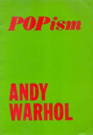 Andy Warhol, Autor - Popism 1. deo 196-165.