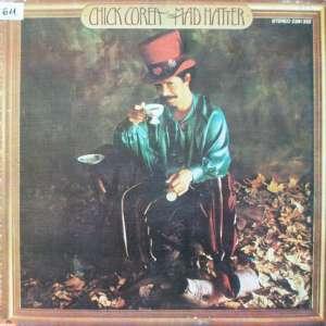 Gramofonska ploča Chick Corea The Mad Hatter LP 5925, stanje ploče je 10/10
