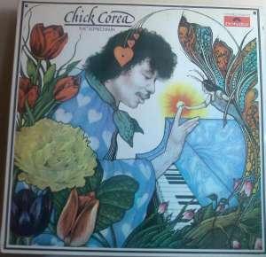 Gramofonska ploča Chick Corea The Leprechaun LP 5602, stanje ploče je 10/10