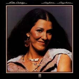 Gramofonska ploča Rita Coolidge Anytime... Anywhere LP 5709, stanje ploče je 10/10