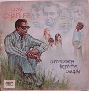 Gramofonska ploča Ray Charles A Message From The People SPB 1060, stanje ploče je 10/10