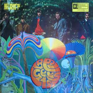 Gramofonska ploča Bee Gees Bee Gees 1st LPV 5756 Pol, stanje ploče je 9/10