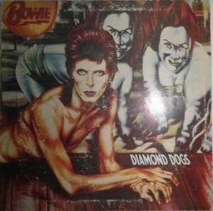 Gramofonska ploča David Bowie Diamond Dogs LSRCA 73008, stanje ploče je 10/10