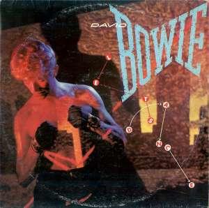 Gramofonska ploča David Bowie Let's Dance LSEMIA 11026, stanje ploče je 9/10