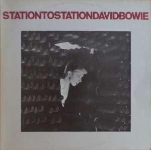Gramofonska ploča David Bowie Station To Station LSRCA 73044, stanje ploče je 10/10