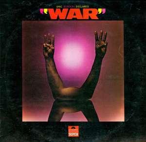 Gramofonska ploča Eric Burdon & War Eric Burdon Declares 'War' 2310 041, stanje ploče je 7/10
