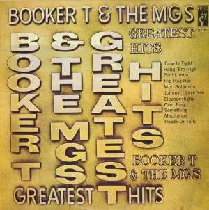 Gramofonska ploča Booker T & The MG's Greatest Hits STX.1017, stanje ploče je 10/10