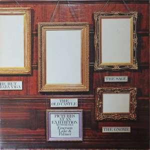 Gramofonska ploča Emerson, Lake & Palmer Pictures At An Exhibition 87 226 IT, stanje ploče je 10/10