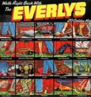 Gramofonska ploča Everly Brothers Walk Right Back With The Everlys - 20 Golden Hits WB 56168, stanje ploče je 10/10