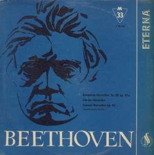 Gramofonska ploča Ludwig Van Beethoven, Staatskapelle Berlin, Franz Konwitschny Leonoren-Overtüre Nr. III Op. 72a / Fidelio-Ouvertüre / Egmont-Overtüre Op. 84 7 20 061, stanje ploče je 10/10