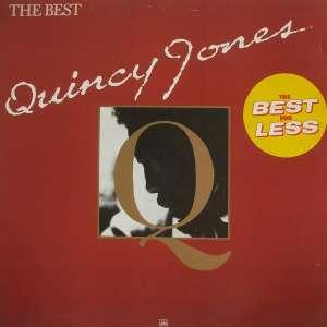 Gramofonska ploča Quincy Jones The Best 2221845, stanje ploče je 10/10
