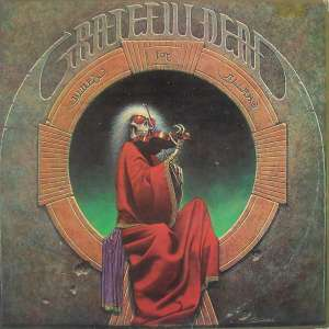 Gramofonska ploča Grateful Dead Blues For Allah LPL 1114, stanje ploče je 10/10
