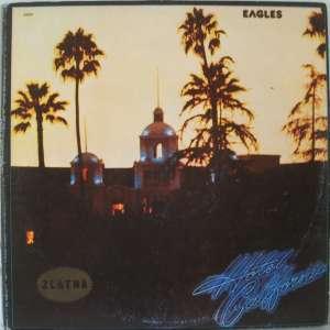 Gramofonska ploča Eagles Hotel California ASY 53051, stanje ploče je 10/10