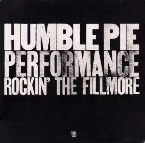 Gramofonska ploča Humble Pie Performance: Rockin' The Fillmore AMLH 63506, stanje ploče je 10/10