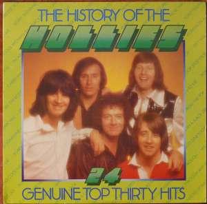 Gramofonska ploča Hollies The History Of The Hollies - 24 Genuine Top Thirty Hits LSEMI 75027/8, stanje ploče je 9/10