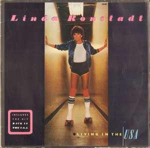 Gramofonska ploča Linda Ronstadt Living In The USA 53085, stanje ploče je 10/10