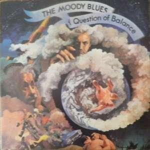 Gramofonska ploča Moody Blues A Question Of Balance LST 73021, stanje ploče je 10/10
