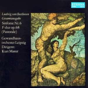 Gramofonska ploča Ludwig Van Beethoven Sinfonie Nr. 6 In F-Dur Op.68 (Pastorale) 8 26 419, stanje ploče je 10/10