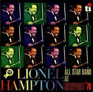 Gramofonska ploča Lionel Hampton All Star Band At Newport '78 LSY 66176, stanje ploče je 10/10