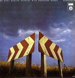 Gramofonska ploča The Gary Burton Quartet With Eberhard Weber Passengers ECM 1092, stanje ploče je 10/10