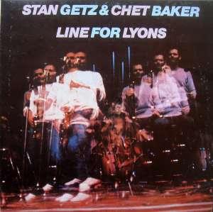 Gramofonska ploča Stan Getz & Chet Baker Line For Lyons 2221926, stanje ploče je 10/10