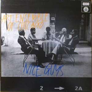 Gramofonska ploča Art Ensemble Of Chicago Nice Guys ECM 1126, stanje ploče je 10/10