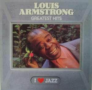 Gramofonska ploča Louis Armstrong Greatest Hits CBS 21058, stanje ploče je 10/10