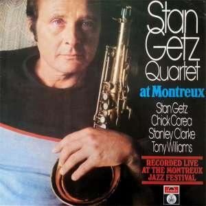 Gramofonska ploča Stan Getz Quartet At Montreux 2220113, stanje ploče je 9/10