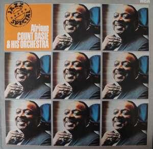 Gramofonska ploča Count Basie & His Orchestra Afrique CL 42784, stanje ploče je 10/10