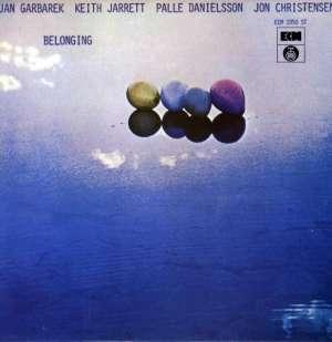 Gramofonska ploča Jan Garbarek, Keith Jarrett, Palle Danielsson, Jon Christensen Belonging ECM 1050 ST, stanje ploče je 10/10