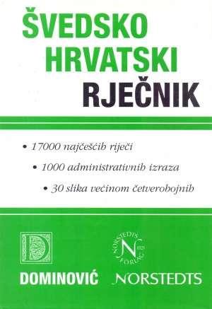 G.A., Autor - Švedsko hrvatski rječnik