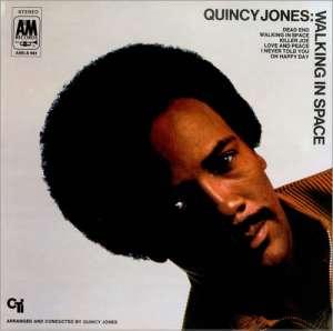 Gramofonska ploča Quinci Jones Walking In Space 2420244, stanje ploče je 10/10