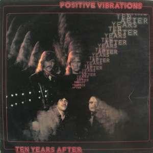 Gramofonska ploča Ten Years After Positive Vibrations LSCHR 70746, stanje ploče je 10/10