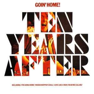 Gramofonska ploča Ten Years After Goin' Home! LSCHR 70775, stanje ploče je 10/10