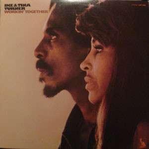 Gramofonska ploča Ike & Tina Turner Workin' Together LST 7650, stanje ploče je 7/10
