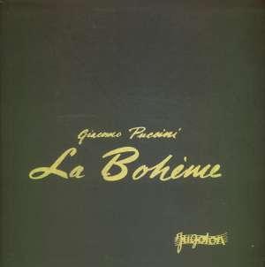 Gramofonska ploča Giacomo Puccini La Boheme LP-DC-V-161-162, stanje ploče je 10/10