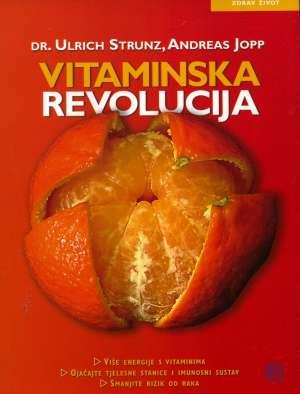 Ulrich Strunz, Andreas Jopp, Autor - Vitaminska revolucija